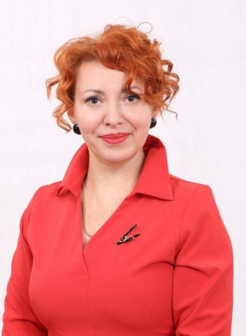 Ольга Игамаратова